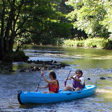 Randonnee Canoe