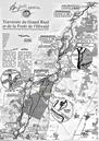 Carte du Ried en Alsace