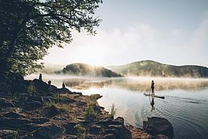 Grands lacs du Morvan - Chaumeçon